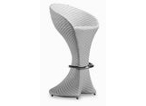 KCF60-9412  Armless bar chair