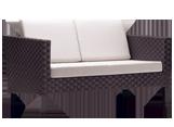 KCF51X-9011  2 seaters Sofa